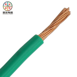 PVC Flexible Cable Domestic Electrical Wiring H07V-R
