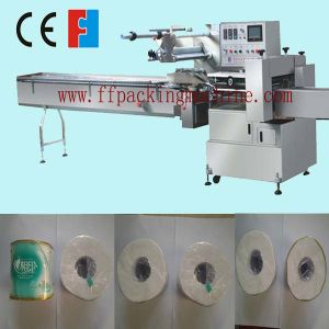 Automatic Toilet Tissue Roll Packing Machine with PLC Control pictures & photos
