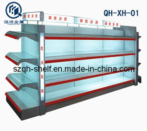Luxury Type Supermarket Lotion Shelf (QH-XH-01)