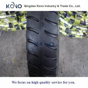 400*8 Lug Tyre and Tube Packed in Bundle pictures & photos
