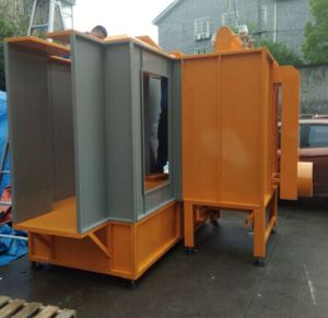 Top Conveyor Powder Coat Spray Booth Cabinet (Colo-S-3212) pictures & photos