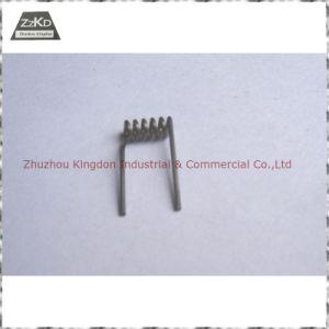 Purity 99.95%Min. Tungsten Filament /Tungsten Wire/Tungsten Heater Element-Tunsgten Stranded Wire-Tungsten Coil pictures & photos