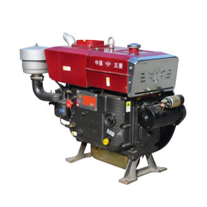 22HP Water Cooled Single Cylinder Diesel Engine (ZS1115)