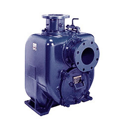 Non-Clogging Self-Priming Sewage Pump pictures & photos