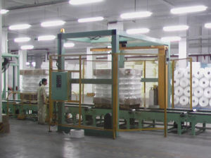 Rotary Arm Stretch Wrapping Machine pictures & photos