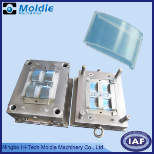Water Clear PC Electrical Parts Plastic Mold pictures & photos