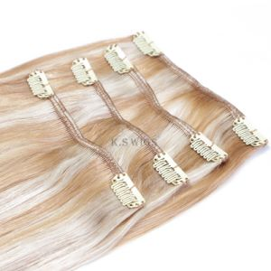 Hair Supplier of Clip in Hair Extension pictures & photos