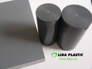 PVC Sheet and Rod pictures & photos