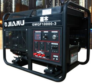 Honda Engine Powered Commercial Genset Generator (GMQF10000-3)