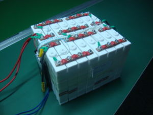 48V 10AH Battery Pack