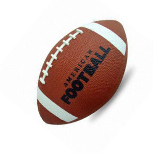 Rubber American Football, Rubber Cover (B04301) pictures & photos