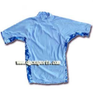 Quick Dry Lycra Rash Guard for Woman pictures & photos