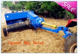 Tractor Pto Driven Square Hay/Straw Baler, CE Certificate pictures & photos