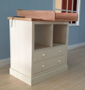 2 Drawers Baby Chest