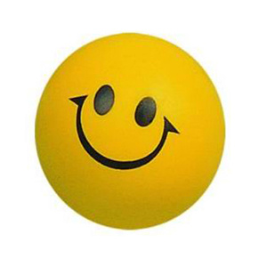 Smiley Stress Ball (B63-PS)
