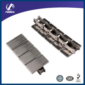 Stainless Steel Flat Top Chain Transmission Conveyor pictures & photos