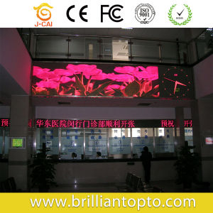 P10 Indoor Moving Message Text LED Display Module pictures & photos