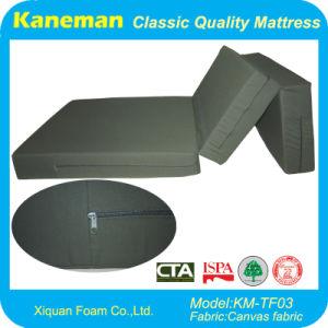 Folding Foam Mattress pictures & photos