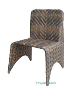 Morden Restaurant Wicker/Rattan Dining Chair (RC-06028) pictures & photos