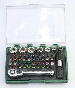 39PCS Bit and Socket Set