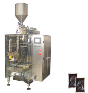 Automatic Paste Packing Machine (VFS5000D) pictures & photos