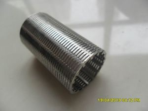 Perfect Roundness Slot Tubes / Water Well Screen pictures & photos
