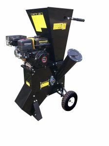 6.5HP 196cc Wood Chipper Shredder Chipping Machine pictures & photos