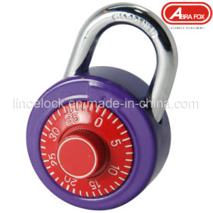 High Quality Combination Dial Padlock (503) pictures & photos