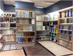 Stone Marble Granite Sample Display Rack Stand pictures & photos