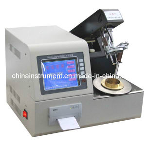 Gd-261A Astmd93 Closed Cup Flash Point Tester (Pensky-Martens Closed Cup) pictures & photos