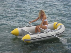 Small Inflatable Boat with CE China pictures & photos