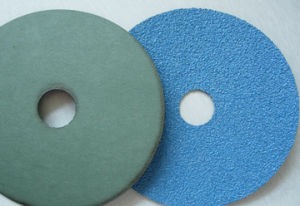 Abrasive Fibre Disc (JY-0011)