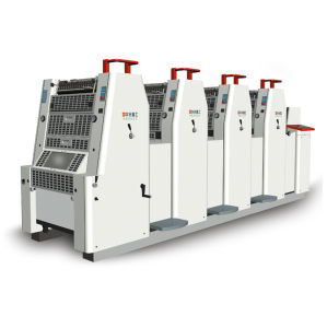 Hg Series Multi-Color Offset Printing Machine (HG452C)