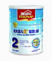 Wisdom Follow-Up Milk Powder (Step 2)