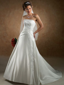 Wedding Dress(WDSJ021)