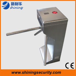 Turnstile Integrated With Barcode Reader (STB001)