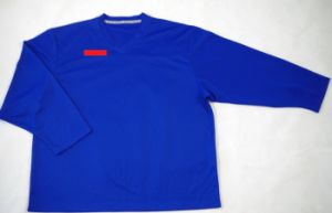 Men′s Sport Long Sleeve Blank Polyester Ice Custom Hockey Jerseys