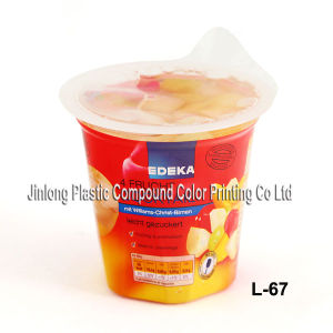 PVC Shrink Sleeve Label for Fruit Juice pictures & photos