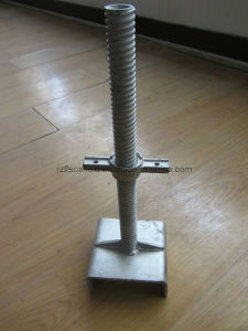 En74 Galvanized U Head Screw Jack (FF-B005G) pictures & photos