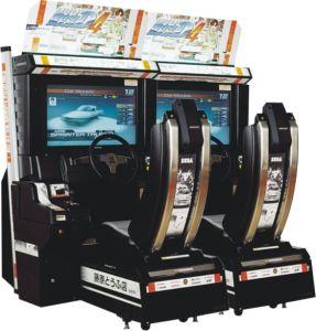 Game Machine Initial D4 Arcade Game Machine pictures & photos