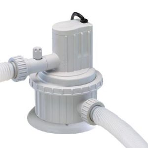 Above-Ground Type Filter Pump with 1,200Lph Water Flow Capacity
