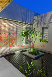 Aluminiun Glass Shutter (pH-006) pictures & photos