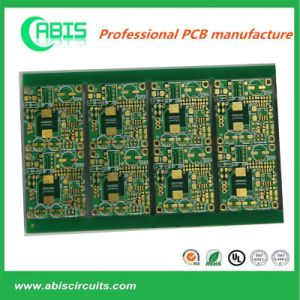 "2u"" PCB Immersion 6 Layer Gold Circuit Board with UL, SGS, ISO Certificates pictures & photos"