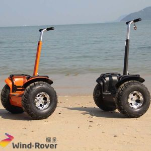 Newest off Road Electric Chariot Self Balancing Golf Scooter pictures & photos
