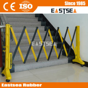 Durable Plastic Retractable Road Safety Barrier pictures & photos