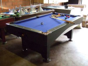 New Style Pool Table (KBP-8011E) pictures & photos