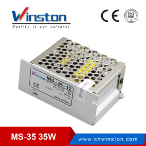 110/220VAC to 12VDC 35W Mini Series Constant Voltage LED Driver with Ce RoHS pictures & photos