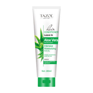 Tazol Cosmetic Aloe Vera Anti-Dry Leave in Hair Conditioner 280ml pictures & photos