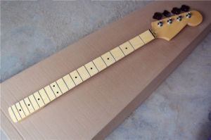 Hanhai Music/Precision Bass Guitar Neck with Maple Fingerboard (DIY Guitar) pictures & photos