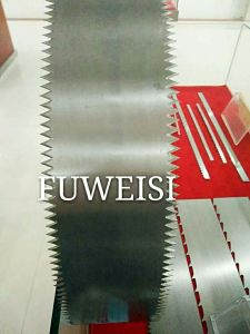 Double Tooth Sponge Cutting Band Saw Blade pictures & photos